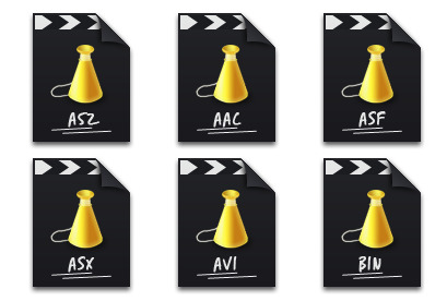 vlc-media-player icons thumbnails
