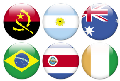 world-cup-flags icons thumbnails