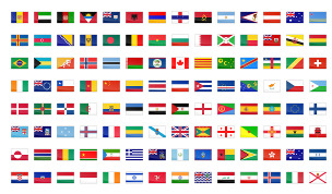 World Flags thumbnails