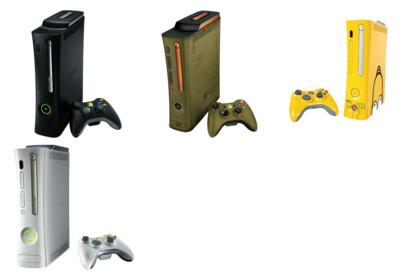 Xbox 360 thumbnails