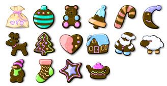 Xmas Gingerbrea thumbnails