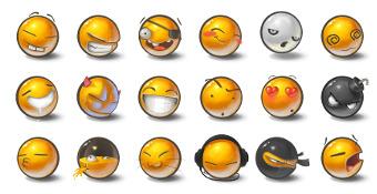 yorks-emo icons thumbnails