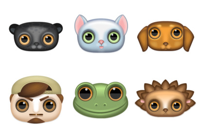 Zoom-eyed Creatures thumbnails