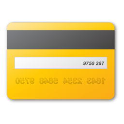 Credit Card Yellow Icons Free Credit Card Yellow Icon Download Iconhot Com