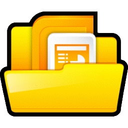 Powerpoint Icons Free Powerpoint Icon Download Iconhot Com